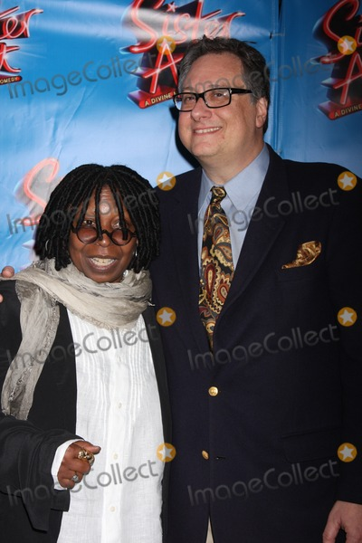 Douglas Carter Beane Photo - New York City 20th April 2011Whoopi Goldberg and Douglas Carter Beane at opening night of Sister Act on Broadway at The Broadway TheatrePhoto by Adam Nemser-PHOTOlinknet