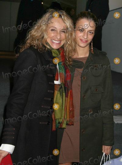 Anne Jones Photo - NYC  020905Ann Jones and Charlotte Ronson at the CYNTHIA ROWLEY fashion show during Fashion Week in Bryant ParkDigital Photo by Adam Nemser-PHOTOlinkorg
