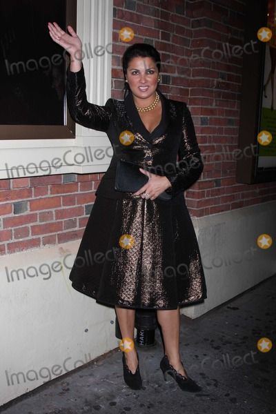 Anna Netrebko Photo - NYC  110410Anna Netrebko at opening night of Women on the Verge of a Nervous Breakdown (based on the film by Pedro Almodovar) on Broadway at the Belasco TheatrePhoto by Adam Nemser-PHOTOlinknet