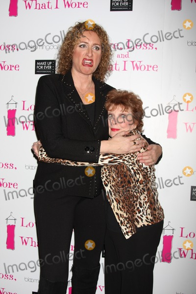 ANITA GILLETTE Photo - New York City  13th January 2011New cast members Judy Gold and Anita Gillette at the party to celebrate the new cast of the Off-Broadway play Love Loss and What I Wore at B Smiths RestaurantPhoto by Adam Nemser-PHOTOlinknet