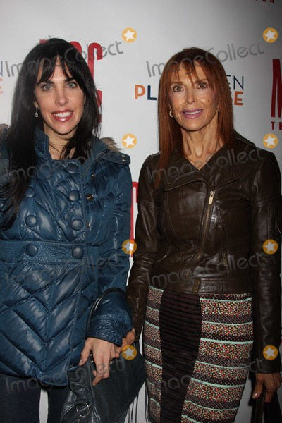 Tina Louise Photo - NYC  112210Caprice Crane and Tina Louise at opening night of The Break of Noon starring David Duchovny and Amanda Peet Off-Broadway at The Lucille Lortel TheatrePhoto by Adam Nemser-PHOTOlinknet