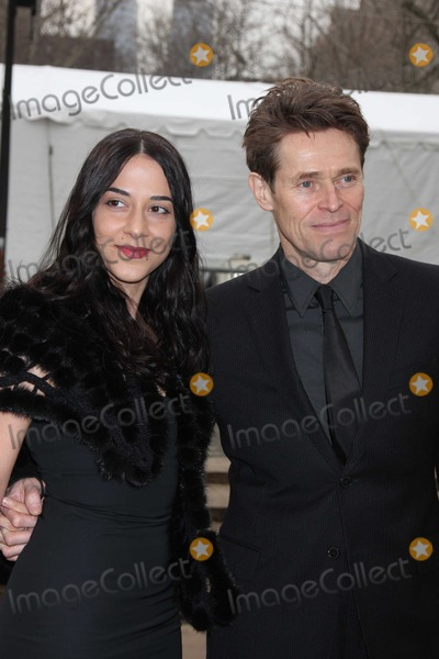 Willem Dafoe Photo - NYC  031509Willem Dafoe and wife Giada Colagrandeat The Metropolitan Operas 125th Anniversary Gala at Lincoln Center underwritten by Yves Saint LaurentDigital Photo by Adam Nemser-PHOTOlinknet