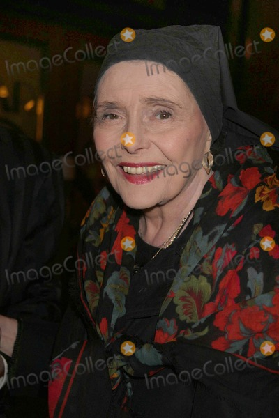 Patricia Neal Photo - NYC  032005Patricia Neal at the opening night party for the new Broadway play Whos Afraid of Virginia Woolf at 45 BondDigital Photo by Adam Nemser-PHOTOlinkorg