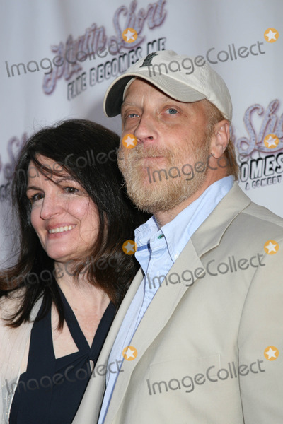 Chris Elliott Photo - NYC  081706Chris_Elliott and wife at opening night of MARTIN SHORT FAME BECOMES ME on Broadway at The Bernard B Jacobs TheatreDigital Photo by Adam Nemser-PHOTOlinknet