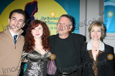 Alan Menken Photo - NYC  011008Alan Menken and family at opening night of the Broadway production of THE LITTLE MERMAID at the Lunt-Fontanne TheatreDigital Photo by Adam Nemser-PHOTOlinknet