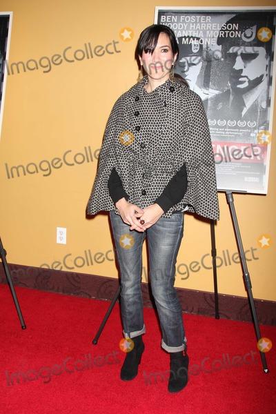 Nadia Dajani Photo - NYC  110809Nadia Dajani at a screening of the new movie The Messenger at Clearviews Chelsea CinemaDigital Photo by Adam Nemser-PHOTOlinknet