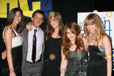 Adolescents Photo - NYC  030708Rachele Trentalancia Harry Sitomer Elizabeth Sacks Samantha Perelman (Ron Perelmans daughter) and Camilla KalvariaTEEN EFFORT annual fundraiser for the Mount Sinai Adolescent Health Center at the Mandarin Oriental HotelDigital Photo by Adam Nemser-PHOTOlinknet