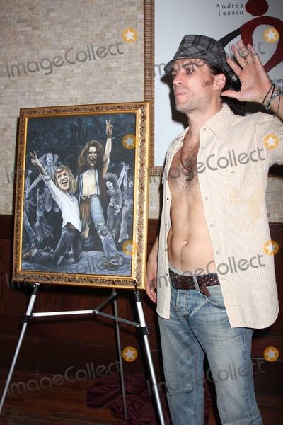 Gavin Creel Photo - Will Swenson2251JPGNYC  080609Gavin Creel and Will Swenson (HAIR) at the unveiling of their caricature at Tonys Di Napoli RestaurantDigital Photo by Adam Nemser-PHOTOlinknet