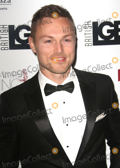 Andrew Hayden-Smith Photo - May 13 2016 - Andrew Hayden-Smith attending The British LGBT Awards at Grand Connaught Rooms in London UK