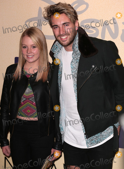 Andy Samuels Photo - Aug 21 2014 - London England UK - Million Dollar Arm Gala Screening May Fair HotelPhoto Shows Andy Samuels Harriet Baker