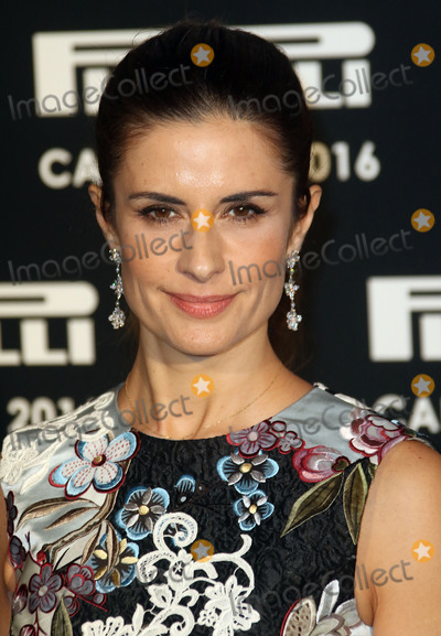 Annie Leibovitz Photo - November 30 2015 - Livia Firth attending Gala Evening To Celebrate The Pirelli Calendar 2016 By Annie Leibovitz at The Roundhouse in Camden London UK