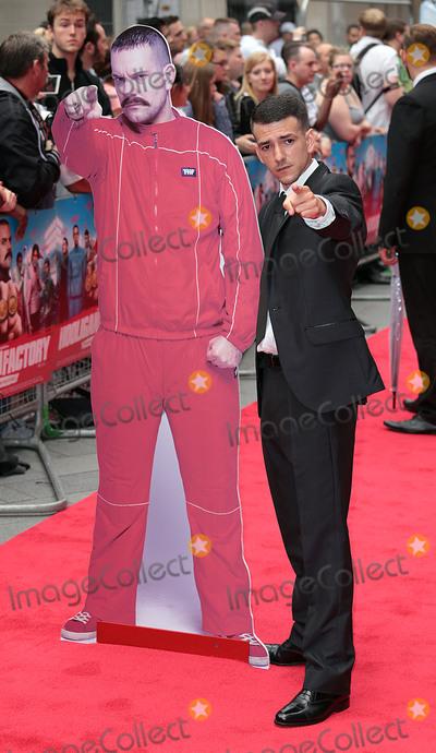 Joseph Altin Photo - Jun 09 2014 - London England UK - The Hooligan Factory World Premiere Odeon West End LondonPhoto Shows Joseph Altin