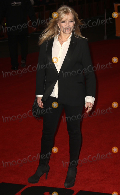 Jo Woods Photo - February 22 2016 - Jo Wood attending Grimsby World Premiere at Odeon Leicester Square in London UK