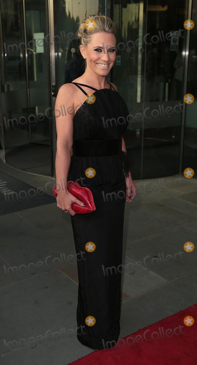 Georgie Thompson Photo - Sep 08 2014 - London England UK - TV Choice Awards Park Lane Hilton LondonPhoto Shows Georgie Thompson