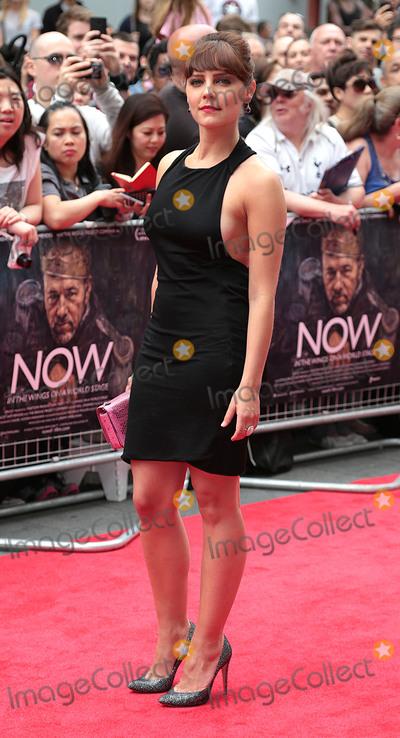 Annabel Scholey Photo - Jun 09 2014 - London England UK - Now European Premiere Empire Leicester SquarePictured Annabel Scholey