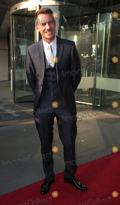 Ashley Taylor Photo - Sep 08 2014 - London England UK - TV Choice Awards Park Lane Hilton LondonPhoto Shows Ashley Taylor Dawson