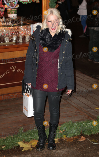 Amelia Lily Photo - Nov 21 2013 - London England UK - Winter Wonderland - VIP Launch Hyde ParkPhoto Shows Amelia Lily