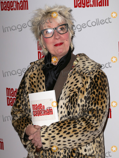 Jenny Eclair Photo - Nov 05 2014 - London England UK - Made in Dagenham Press Night Adelphi TheatrePhoto Shows Jenny Eclair