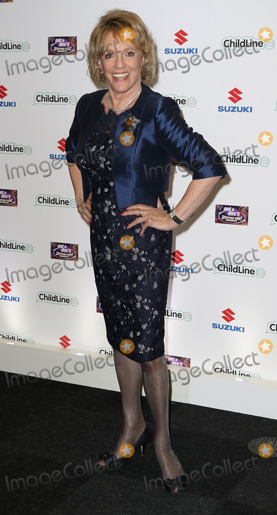 Ant  Dec Photo - Oct 01 2015 - London England UK - Dame Esther Rantzen attending Ant  Decs Saturday Night Takeaway ChildLine Ball Old Billingsgate