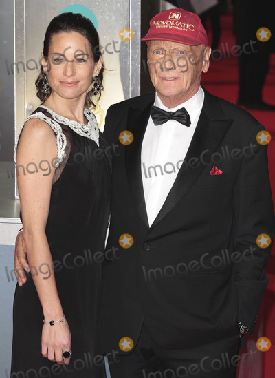 Niki Lauda Photo - Feb 16 2014 - London England UK - 2014 British Academy Film Awards (BAFTA) at The Royal Opera House Covent Garden Pictured Niki Lauda