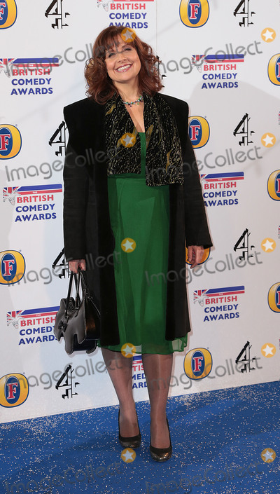 Rebecca Front Photo - Dec 12 2013 - London England UK - British Comedy Awards 2013 Fountain Studios WembleyPictured Rebecca Front