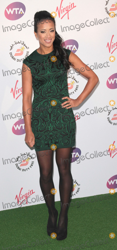 Anne Keothavong Photo - WTA Tour Pre-Wimbledon Party at The Roof Gardens Kensington on June 21 2012 in London EnglandPictured Anne Keothavong