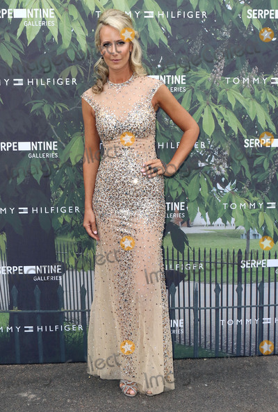 Lady Victoria Hervey Photo - July 6 2016 - Lady Victoria Hervey attending The Serpentine Summer Party 2016 Co-Hosted By Tommy Hilfiger at The Serpentine Gallery in London UK