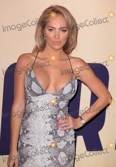 Aisleyne Horgan Wallace Photo - Aug 21 2014 - London England UK - Million Dollar Arm Gala Screening May Fair HotelPhoto Shows Aisleyne Horgan-Wallace