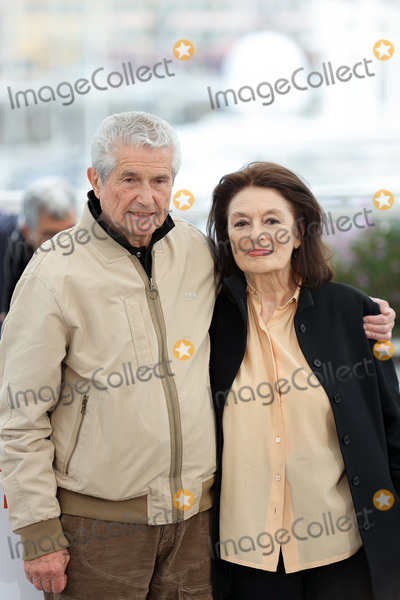 Claude Lelouche Photo - CANNES FRANCE - MAY 19 Anouk Aimee and Director Claude Lelouch attend the photocall for The Best Years of a Life (Les Plus Belles Annees DUne Vie) during the 72nd annual Cannes Film Festival on May 19 2019 in Cannes France (Photo by Laurent KoffelImageCollectcom)