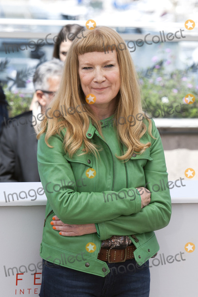 Andrea Arnold Photo - CANNES FRANCE - MAY 15 Director Andrea Arnold attends the American Honey photocall during the 69th annual Cannes Film Festival at Palais des Festivals on May 15 2016 in Cannes France (Photo by Laurent KoffelImageCollectcom)