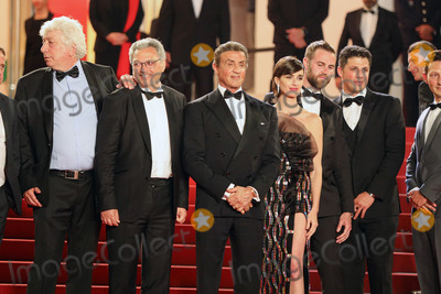 Avi Lerner Photo - CANNES FRANCE - MAY 24 (L-R) Avi Lerner Victor Hadida Sylvester Stallone Paz Vega Jeff Greenstein and Jonathan Yunger attend the screening of Rambo - First Blood during the 72nd annual Cannes Film Festival on May 24 2019 in Cannes France (Photo by Laurent KoffelImageCollectcom)
