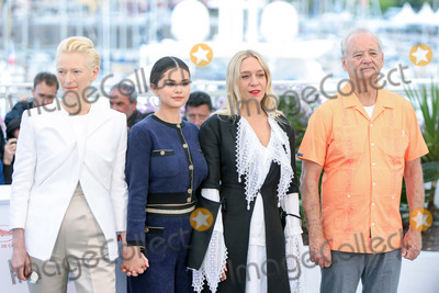 Bill Murray Photo - CANNES FRANCE - MAY 15 Tilda Swinton Selena Gomez Chloe Sevigny and Bill Murray attend the photocall for The Dead Dont Die during the 72nd annual Cannes Film Festival on May 15 2019 in Cannes France (Photo by Laurent KoffelImageCollectcom)