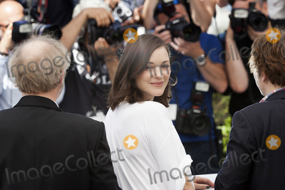 Marion Cotillard Photo - CANNES FRANCE - MAY 17 Actress Marion Cotillard attends the Ismaels Ghosts (Les Fantomes dIsmael) photocall during the 70th annual Cannes Film Festival at Palais des Festivals on May 17 2017 in Cannes France(Photo by Laurent KoffelImageCollectcom)