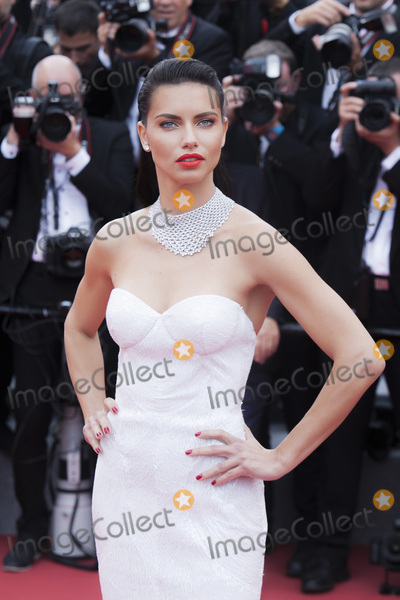 Adriana Lima Photo - CANNES FRANCE - MAY 18 Adriana Lima attends the Nelyobov (Loveless) screening during the 70th annual Cannes Film Festival at Palais des Festivals on May 18 2017 in Cannes France(Photo by Laurent KoffelImageCollectcom)