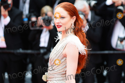 The Dead Photo - CANNES FRANCE - MAY 14 Model Barbara Meier attends the opening ceremony and screening of The Dead Dont Die movie during the 72nd annual Cannes Film Festival on May 14 2019 in Cannes France(Photo by Laurent KoffelImageCollectcom)