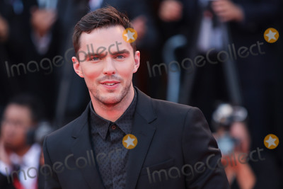 Nicholas Hoult Photo - VENICE ITALY - AUGUST 31 Nicholas Hoult walks the red carpet ahead of the Joker screening during the 76th Venice Film Festival at Sala Grande on August 31 2019 in Venice Italy (Photo by Laurent KoffelImageCollectcom)