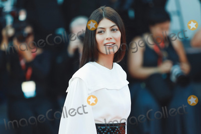 Alessandra Mastronardi Photo - VENICE ITALY - SEPTEMBER 01 Alessandra Mastronardi walks the red carpet ahead of the The Laundromat screening during the 76th Venice Film Festival at Sala Grande on September 01 2019 in Venice Italy (Photo by Laurent KoffelImageCollectcom)