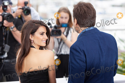Javier Bardem Photo - CANNES FRANCE - MAY 9 Javier Bardem and Penelope Cruz attend the photocall for Everybody Knows (Todos Lo Saben) during the 71st annual Cannes Film Festival at Palais des Festivals on May 9 2018 in Cannes France (Photo by Laurent KoffelImageCollectcom)