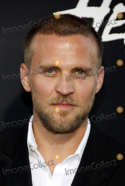 Tobias Santelmann Photo - Tobias Santelmann at the Los Angeles premiere of Hercules held at the TCL Chinese Theatre in Los Angeles on July 23 2014 in Los Angeles California Credit PopularImages