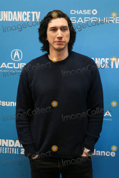 Adam Driver Photo - PARK CITY UT - JAN 26 Actor Adam Driver attends The Report premiere at Eccles Theater on January 26 2019 during the 2019 Sundance Film Festival in Park City Utah