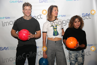 Alysia Reiner Photo - NEW YORK - NOV 11 (L-R) Jeremy Hays Alysia Reiner and Daphne Rubin-Vega attend the 8th Annual Paul Rudd All-Star Benefit for SAY at Lucky Strike Lanes on November 11 2019 in New York City