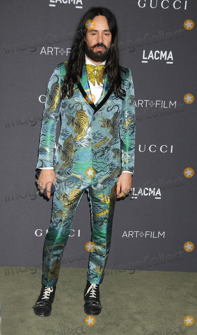 Alessandro Michele Photo - October 29 2016 LAGucci Creative Director Alessandro Michele arriving at the 6th Annual LACMA Art  Film Gala held at the The Los Angeles County Museum of Art on october 29 2016 in LABy Line FamousACE PicturesACE Pictures IncTel 6467670430