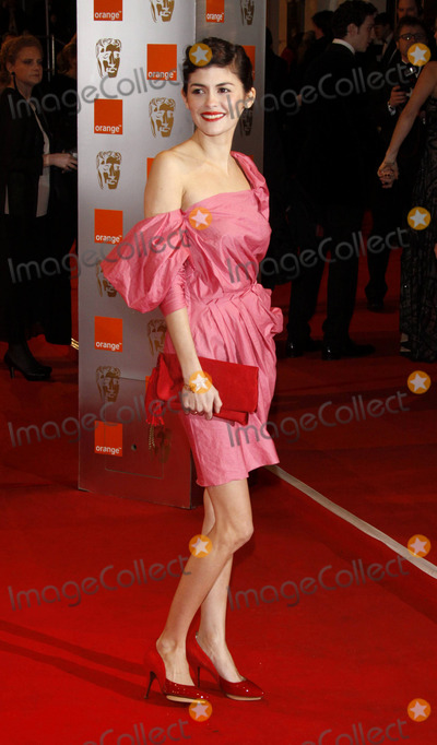 Audrey Tautou Photo - Audrey Tautou at the Orange British Academy Film Awards (BAFTAs) on February 21 2010 in London