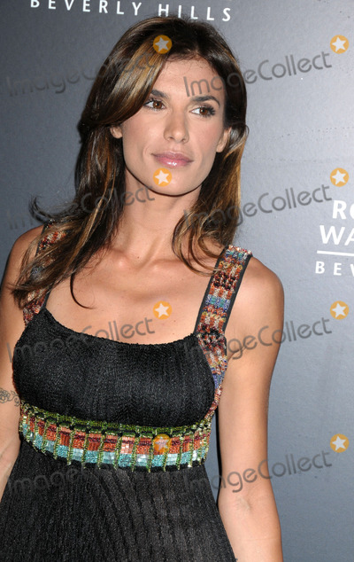 Elizabetta Canalis Photo - Elizabetta Canalis at the Rodeo Drive Walk Of Style Awards 2011 on October 23 2011in Beverly Hills Los Angeles