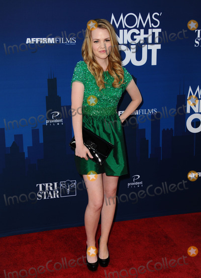 Abbie Cobb Photo - April 29 2014 LAAbbie Cobb attending the Moms Night Out Los Angeles premiere at the TCL Chinese Theatre IMAX on April 29 2014 in Hollywood California