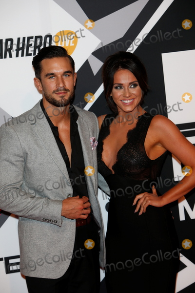 Alex Cannon Photo - October 25 2015 MilanAlex Cannon and Vicky Pattison attending the MTV EMAs 2015 at Mediolanum Forum on October 25 2015 in Milan Italy By Line FamousACE PicturesACE Pictures Inctel 646 769 0430