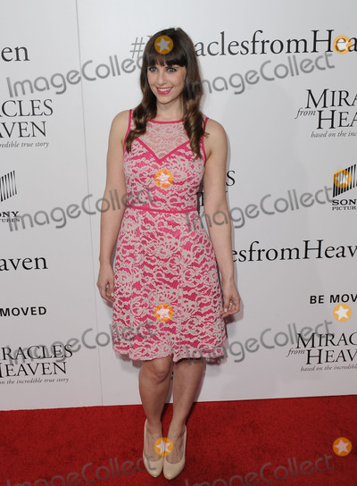 Amanda Markowitz Photo - March 9 2016 LAAmanda Markowitz arriving at the premiere of Miracles From Heaven at the ArcLight Hollywood on March 9 2016 in Hollywood CaliforniaBy Line Peter WestACE PicturesACE Pictures Inctel 646 769 0430