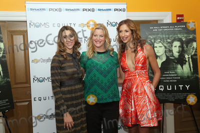 Anna Gunn Photo - July 26 2016 New York City(L-R) Actress and writer Sarah Megan Thomas actresses Anna Gunn and actress Alysia Reiner attending the Mamarazzi Screening Of Equity at the Crosby Street Theater on July 26 2016 in New York CityBy Line Serena XuACE PicturesACE Pictures IncTel 6467670430