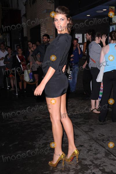 Angela Martini Photo - September 4 2012 New York City Angela Martini attends the Bachelorette New York Premiere at Landmarks Sunshine Cinema on September 4 2012 in New York City