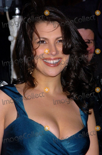 SAMANTHA IVERS Photo - Samantha Ivers at the premiere of Inside Man